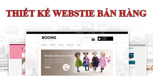Thiet Ke Website Ban Hang Chuyen Nghiep Tai Quang Binh