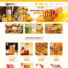 Mau Website Ban Mat Ong 2568