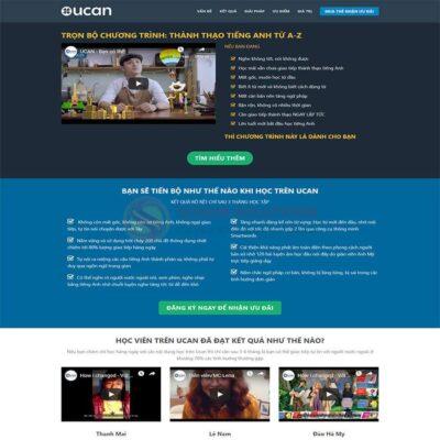 Mau Web Ban Khoa Hoc Online 01