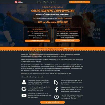 Mau Web Ban Khoa Hoc Online 02